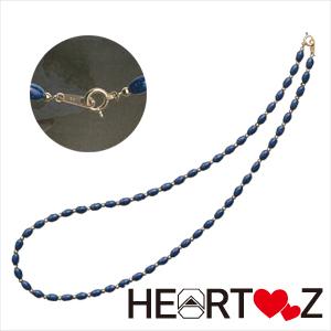 【選べるおまけ付き】【ハーツネックレス・ブレスレット】Good-HEARTZ グッドハーツ セイバーハーツムーンライト65cm - 「オーロラ、赤、青」3色ラメ(Lame)をコーティング」【smtb-s】