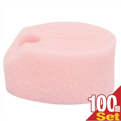 ◆メルシーBeep(ビープ) ウェットタイプ x100個セット - 天然海綿、海綿スポンジに変わる新素材登場!!減菌処理済み【smtb-s】