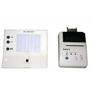 BCチェッカー Ver10.00 (加速度脈波計)本体+簡易プリンタセット+プリンター10巻付【smtb-s】