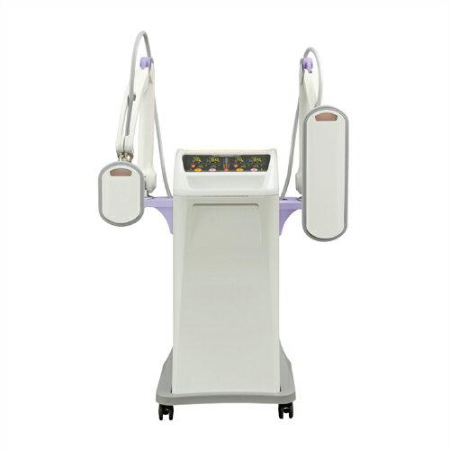 【マイクロ波治療器】マイクロタイザー(MICROTIZER) MT-5DSL(スポットxワイドタイプ) - 独自のアーム機構で、治療部位に柔軟にフィット。接触型のアプリケーターで確実に患部を照射。【smtb-s】