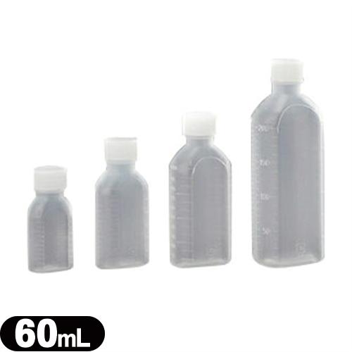 <title>PM2時迄 土日OK のご注文は本日発送致します ネコポス全国送料無料 薬用容器 B型投薬瓶 小分け 未滅菌 60mL cc 白 - メモリが多く多目的に使える容器です smtb-s ハイクオリティ</title>