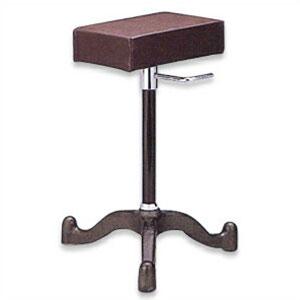 上下肢台(茶色)【SS-415】 上、下肢を乗せて患部を安定させることを目的として、施術を行う際に使用します。【smtb-s】