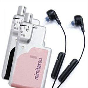 【あす楽対応】【イヤホン型集音器】携帯タイプ NEWみみ太郎(SX-011) 片耳用 - シリーズ新モデル、聴こえで広がる新しい世界を『みみ太郎』で体験してください。【smtb-s】