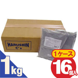 【正規代理店】【医薬部外品】【冷却剤】ハルシンC`s(シーズ) 1kg × 16個(ケース売り) - 天然メントール配合により爽やかな香りと冷却感が持続します。(ハルシンCS1Kg)【smtb-s】