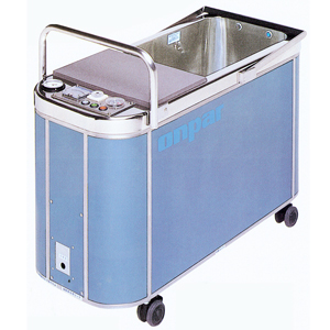 【超音波気泡浴装置】オンパー AT-2[上下肢浴用](SH-436A)【smtb-s】