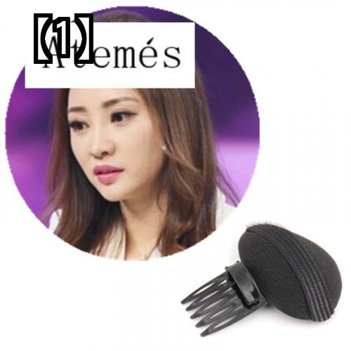 予約販売5~8営業日での発送 シンプル ヘアクリップ 正規認証品 新規格 スタイリング 髪ふわふわ 2020 パッド ポニーテール 前髪