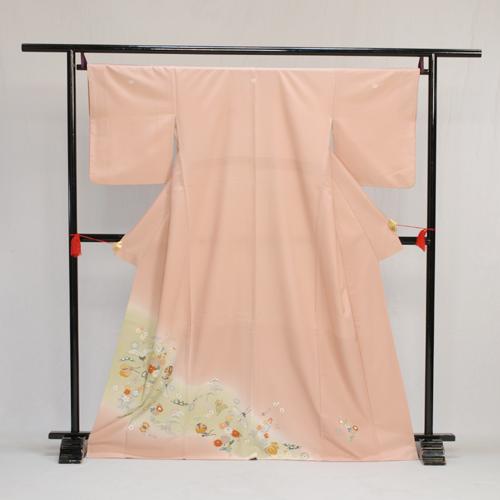 色留め袖 レンタル 色留袖 フルレンタル 着物レンタル 結婚式 親族 列席者 貸衣装 フルフル お呼ばれ フォトブック付