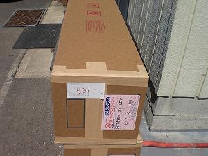 【補強材ガラスマット#380 30kg 耳あり・ほぐしあり】1m×78.7m 日東紡