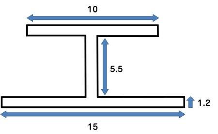 【 工事用工型ジョイナー5.5(白) 200本入 150円/本】 メーカー直送品