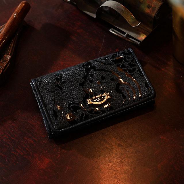 名刺ケース Jolly merlette Brilliant Black(ジョリー メルレット ブリリアントブラック)