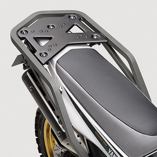 【コミコミ価格】SEROW250専用アドベンチャーリアキャリア•車両のモデルチェンジに伴いパイプカラーリング変更グレー