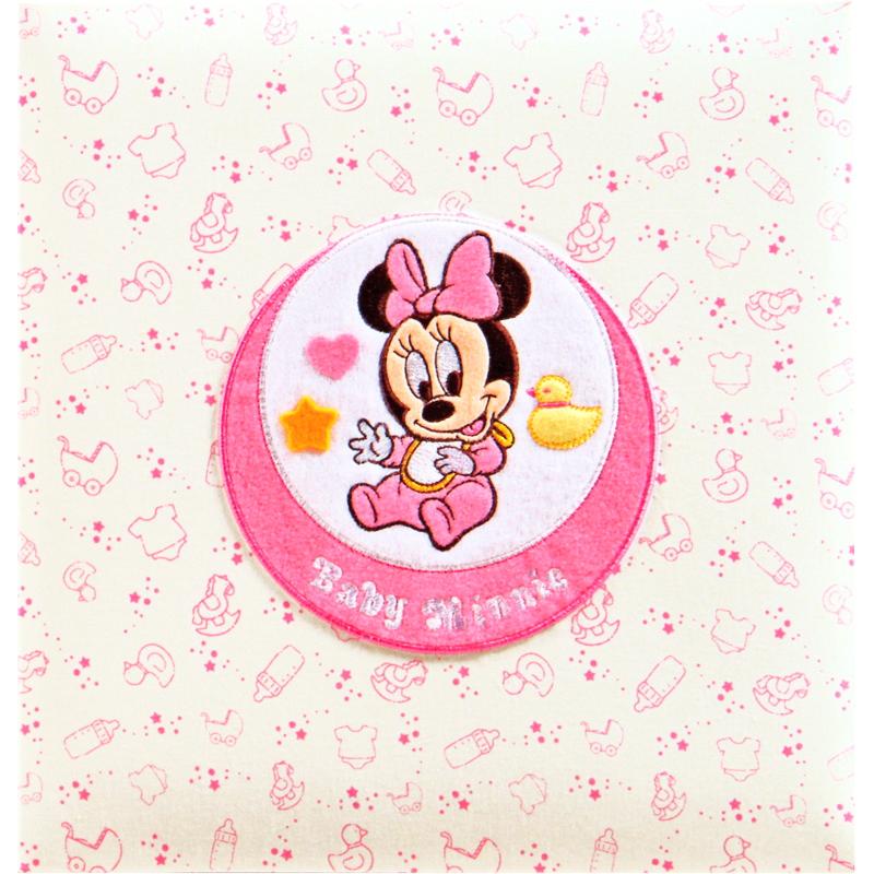 フエルアルバム ベビーミッキー&フレンズ アルバム ミニー ア-LB-617-2