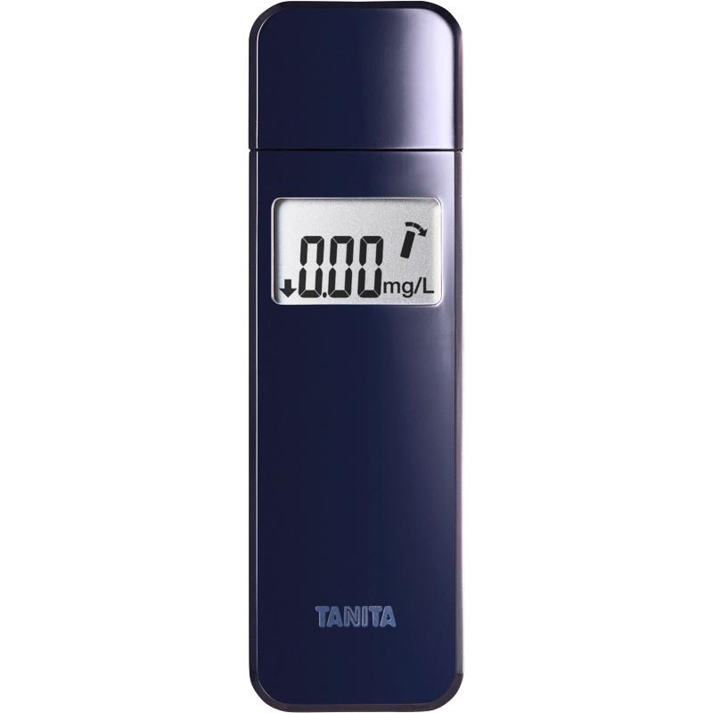 タニタ アルコールチェッカー ネイビー EA-100-NV