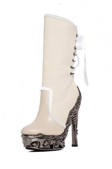 hades【取り寄せ】ヘイディーズ/hades footwear・品番:ANALIA/アナリア/ロングブーツ/ホワイト