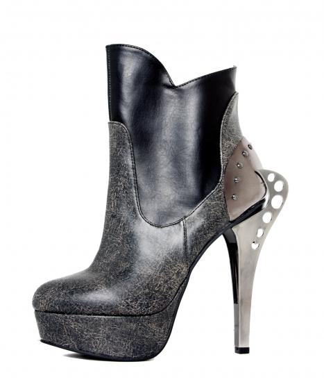 hades【取り寄せ】ヘイディーズ/hades footwear・品番:NOCTURNE/ノクターン/デザインブーツ/ストーン