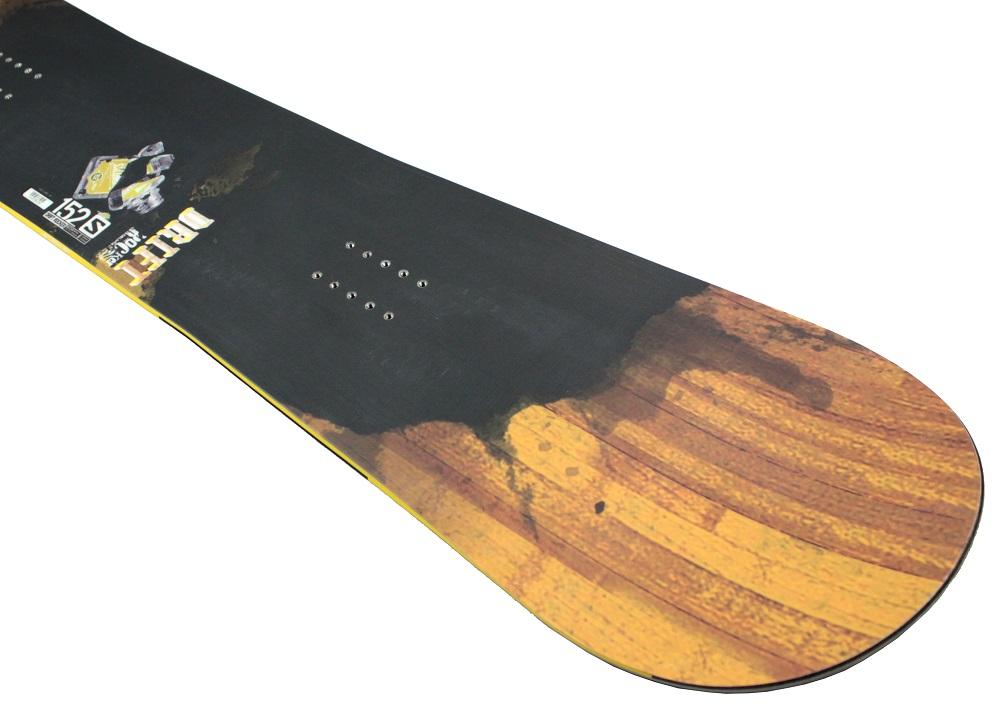 """面向2014型号SALOMON萨洛蒙初学者的单板滑雪""""DRIFT ROCKER RENTAL""""(漂动存物柜RTL)152cm"""