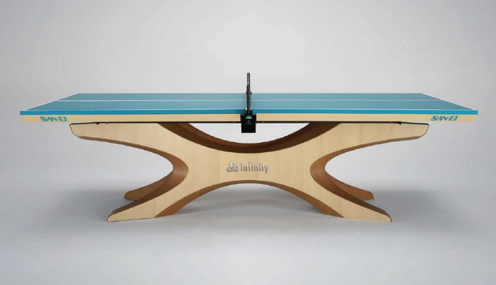 三英(サンエイ)卓球台オリンピック採用モデル「インフィニティーinfinity」10-216
