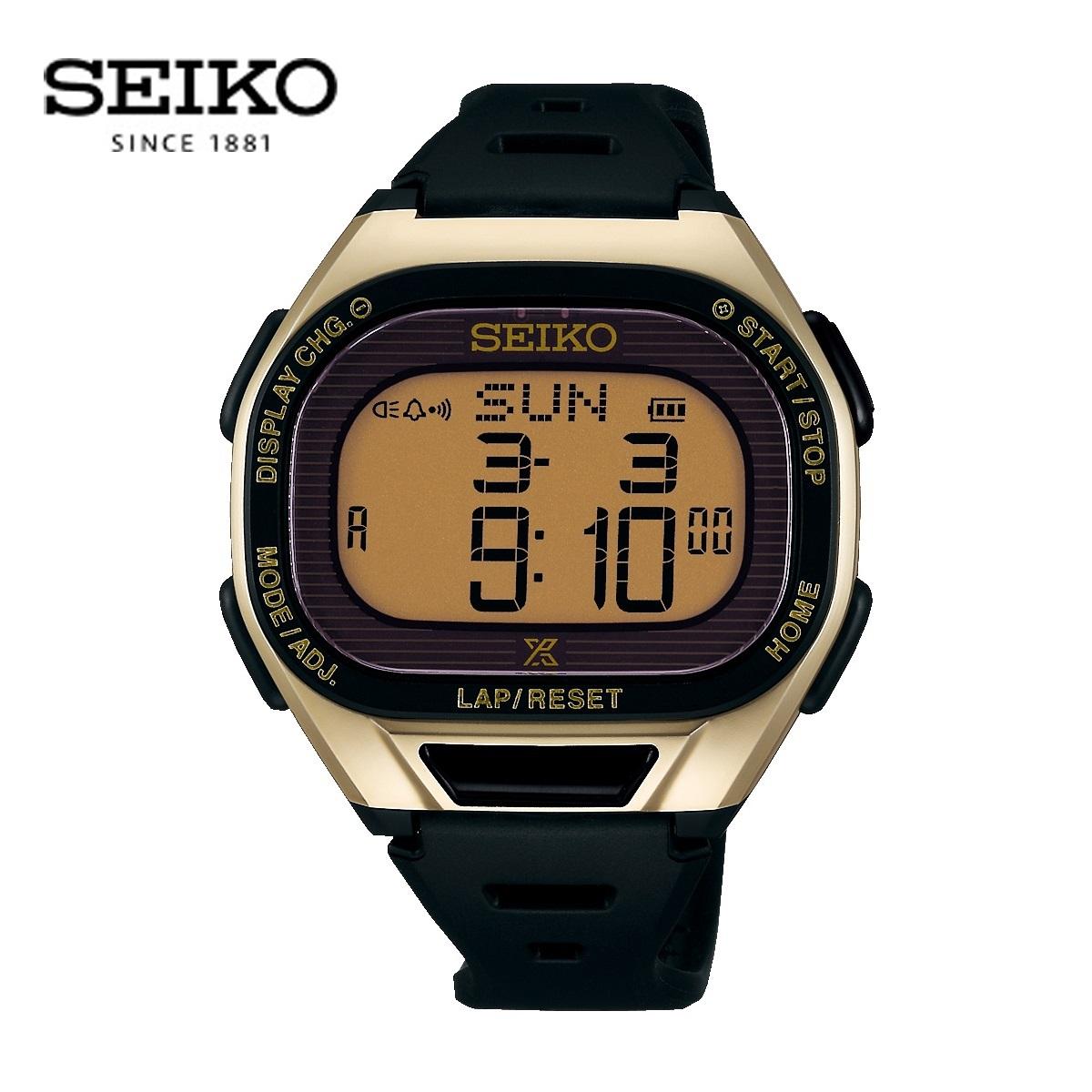 セイコー SEIKO「<セイコー プロスペックス>スーパーランナーズ ソーラー 東京マラソン記念限定モデル」SBEF050