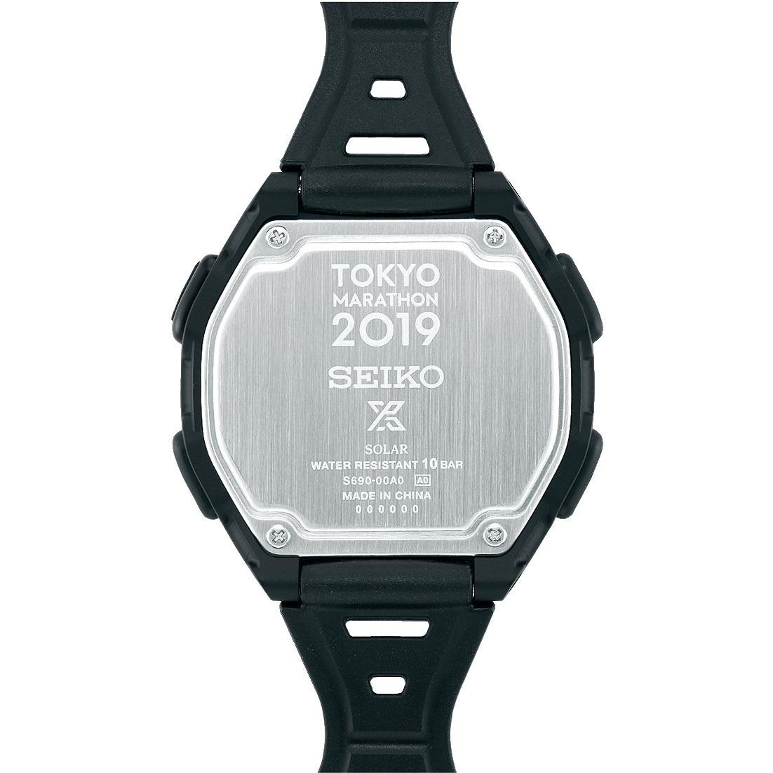 セイコー SEIKO「<セイコー プロスペックス>スーパーランナーズ ソーラー 東京マラソン2019記念限定モデル」SBEF050