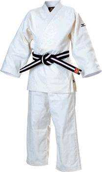 ミズノ女子用柔道衣上下セット「女子用全日本モデル 優勝」76MG/PG-12101