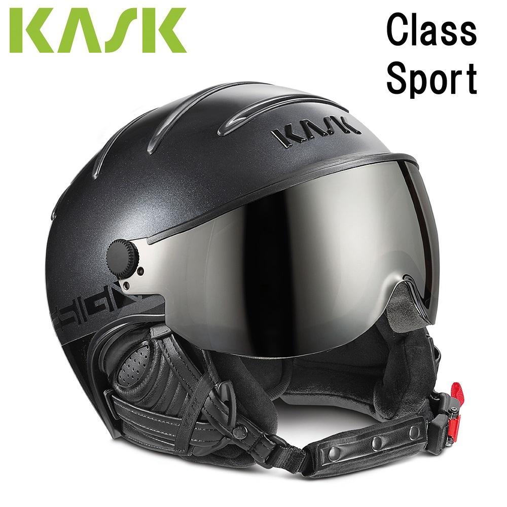 【返品送料無料】 KASK(カスク)バイザー付ヘルメット「バイザー一体型ヘルメット Class Class Sport(クラススポーツ)/Anthracite」SHE00027.203, 株式会社美濃商会:567fe855 --- rki5.xyz