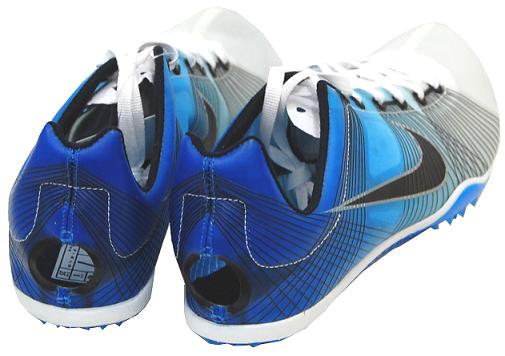 "Nike NIKE track spikes ""for medium-range:""zoom victory""331036-104"