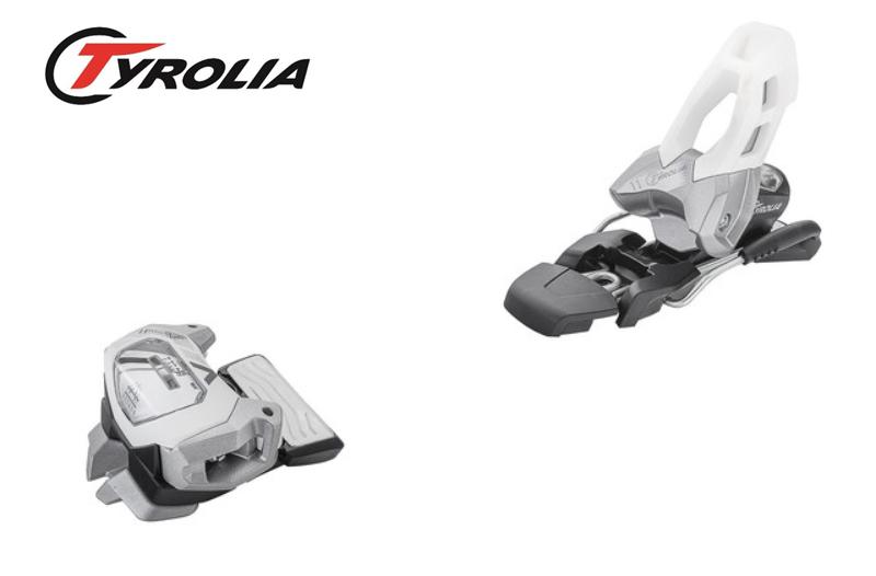 チロリアTYROLIAスキービンディング「ATACKアタック11」GW+ブレーキ90mm