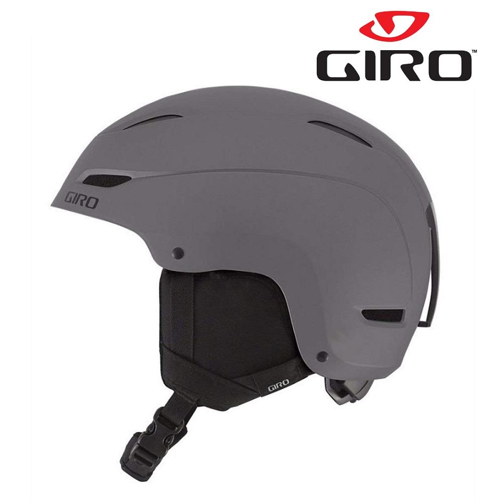 2018 GIRO(ジロ)スキー、スノーボードヘルメット「RATIO」レシオ(M-Titan)7082592