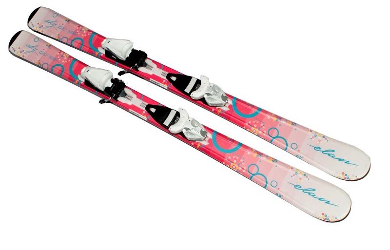 '15エランELANジュニア用スキー2点セット「SKY QT スカイQT」