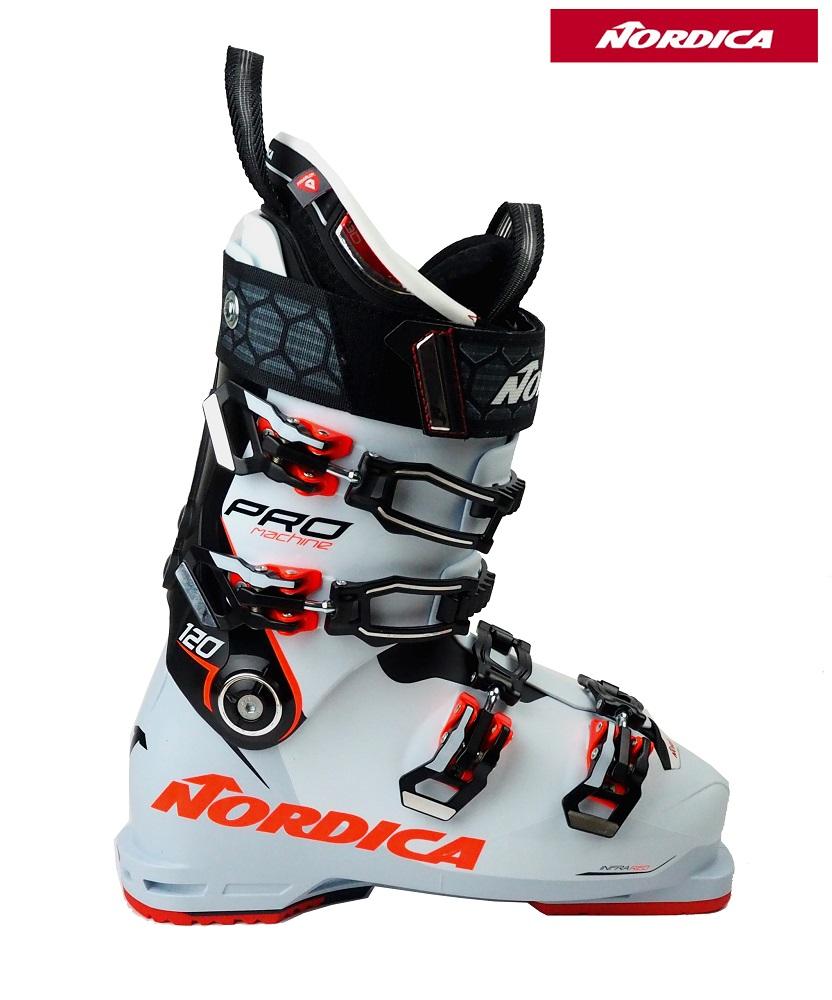 【全国送料無料】18-19ノルディカNORDICA上級者用スキーブーツ「プロマシーン120」