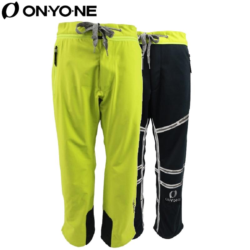 [18oy-p5] 18-19 オンヨネ ONYONE メンズ スキーウエア パンツ「GAME PANTS」ONP91050(中綿なし)