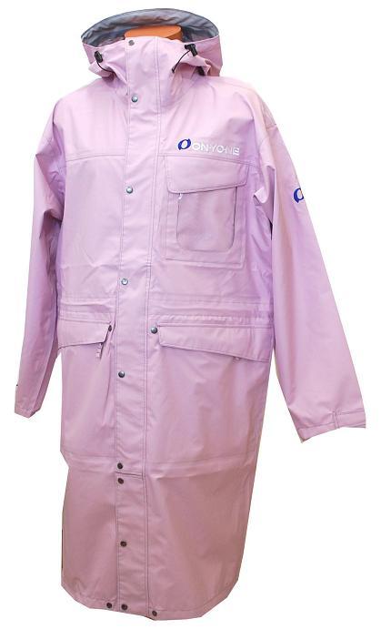 オンヨネONYONE男女兼用スキー用オーバージャケット「OVER JACKET(ピンク)」ONJ93999-11-PINK