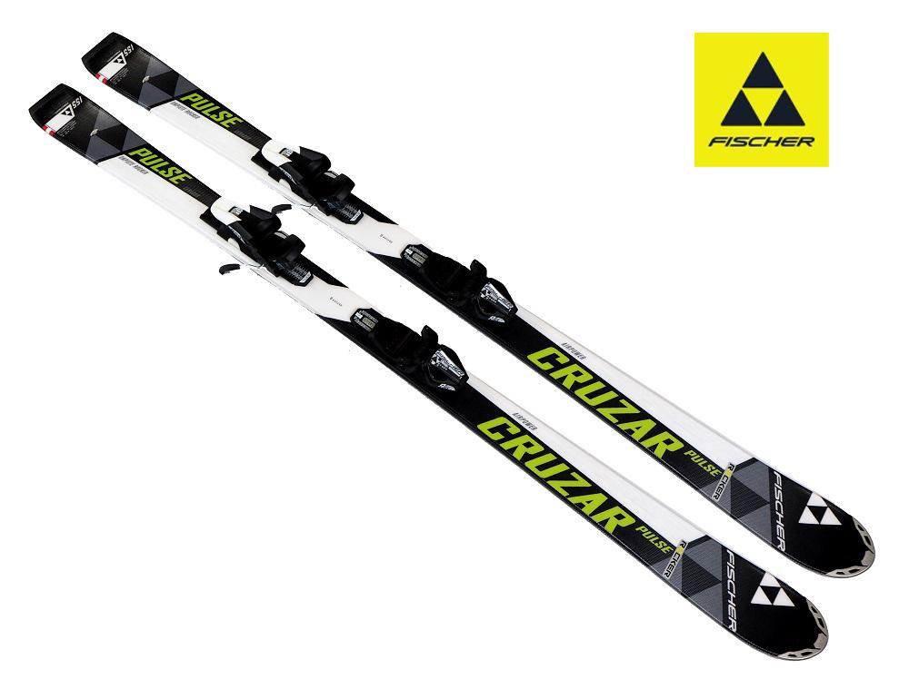2018 FISCHER(フィッシャー)スキー「CRUZAR PULSE SE」+金具「RS9 SLR」