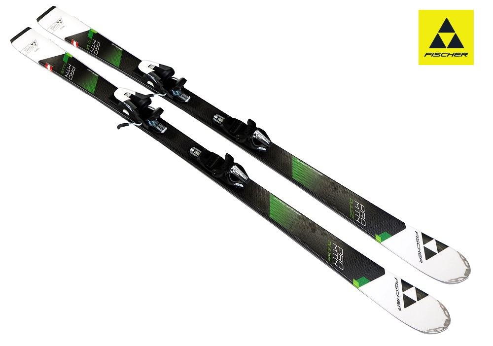 2018 FISCHER(フィッシャー)スキー「PRO MTN PLUSE」+金具「RS9 SLR」
