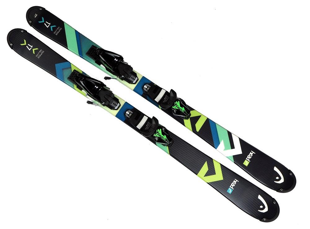 18HEAD(ヘッド) ジュニア子供用スキーセット「Souphead SLR 2」+金具LR4.5