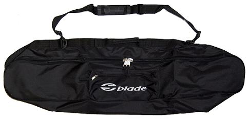 "Skiboarding ""S-BLADE EX-99"" 99 cm (white) with case"