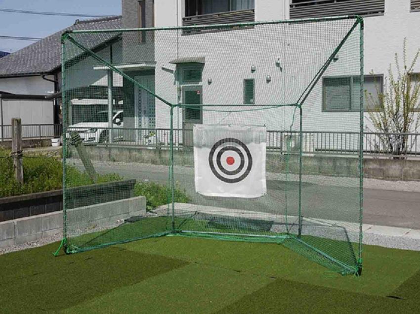 ゴルフ練習ネット(据置タイプ)GT-200型(送料サービス)