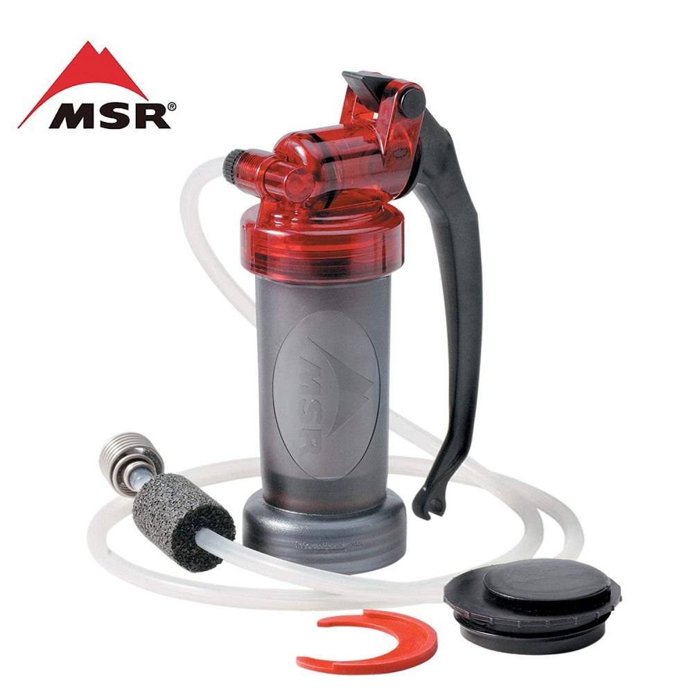 【日本正規品】MSR 浄水器 「MiniWorks EX ミニワークスEX」 31300