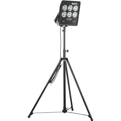 ZETTゼットナイター照明「高照度LED照明」スタンド付BM300