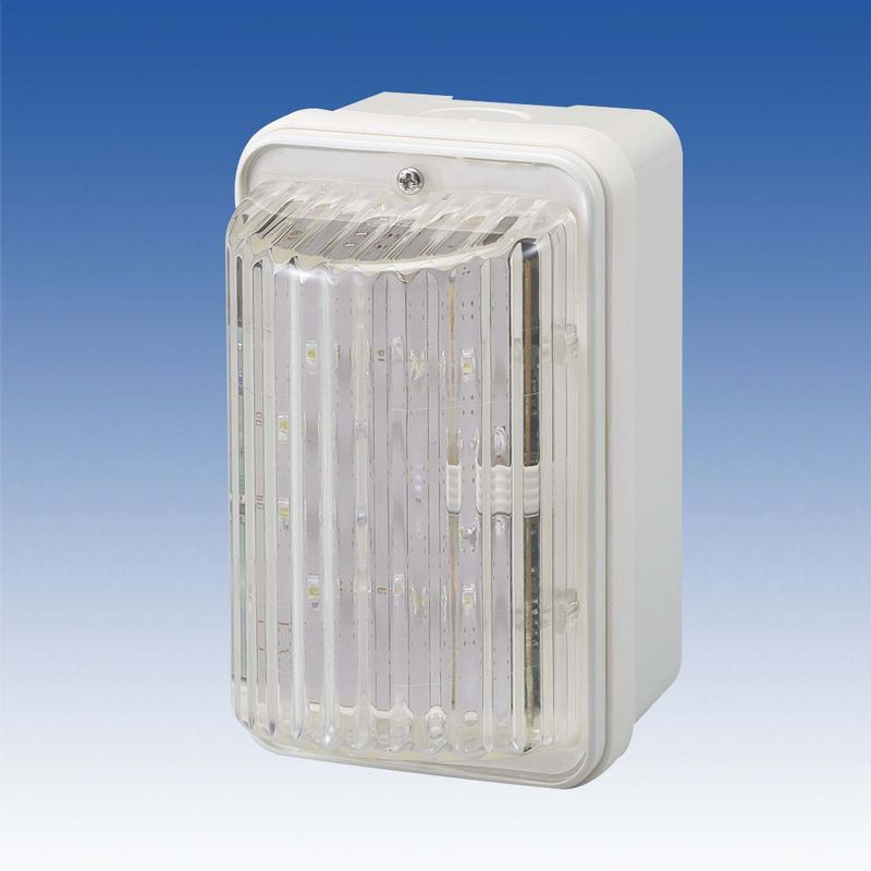 LED フラッシュライト 100V用【LF-100WA】TAKEX/竹中エンジニアリング