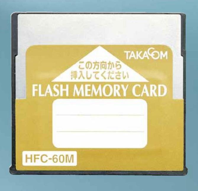 リモートホン AT-D770専用 フラッシュメモリーカード 60分【HFC-60M】TAKACOM/タカコム