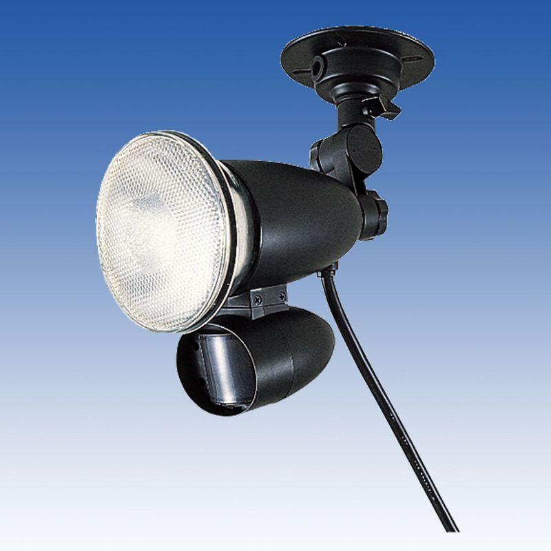 防犯ライト センサーライト 全品最安値に挑戦 人感ライト ACプラグ ストア コンセント 式 TAKEX LC-12C 竹中エンジニアリング