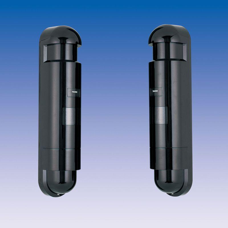 無線タイプ 赤外線センサ送信機近赤外線ビーム遮断方式(対向型2段ビーム)屋外20m・屋内30m用【TX-121A】TAKEX/竹中エンジニアリング