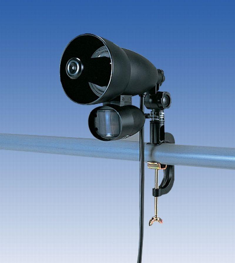 人感スピーカー 音声案内センサースピーカー AC100V用・ ACプラグ式・バイス取付型【PV-12AC-E】TAKEX/竹中エンジニアリング