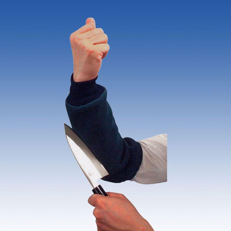 カッター等の鋭い刃物から腕を守りす 別倉庫からの配送 防刃 アームガード AG-H 専門店 竹中エンジニアリング TAKEX K