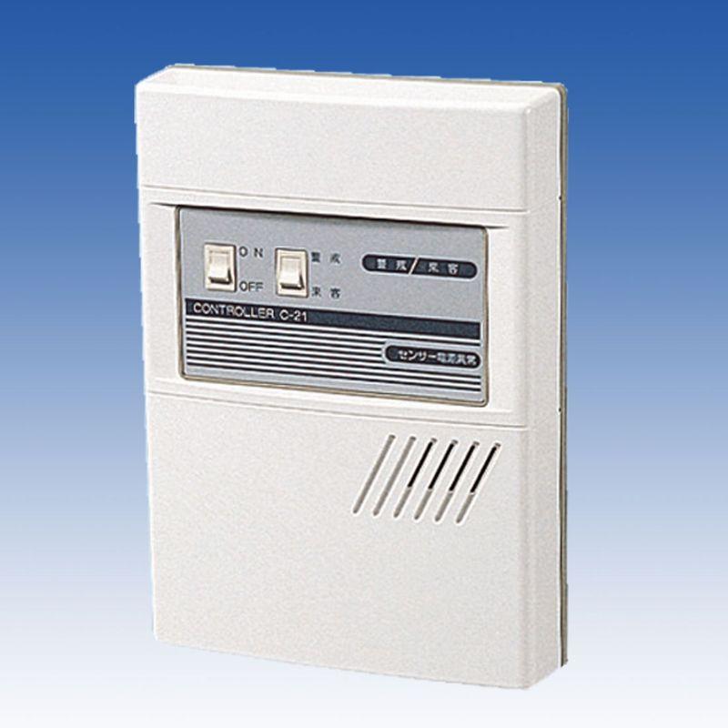 コントローラ 警報制御盤 1回線用【C-21】TAKEX/竹中エンジニアリング