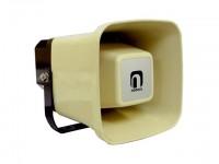 電話機の着信音・内線呼出を大きくできます騒音の多い場所での呼び出しに最適!  コールスピーカ (アンプ内蔵型スピーカ) 5W【FH-595】noboru/ノボル電機製作所
