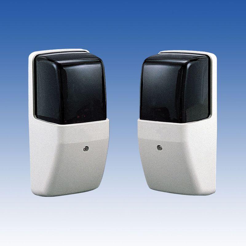 赤外線センサー 近赤外線ビーム遮断方式(対向型) 屋内 20m用【PB-20S】TAKEX/竹中エンジニアリング