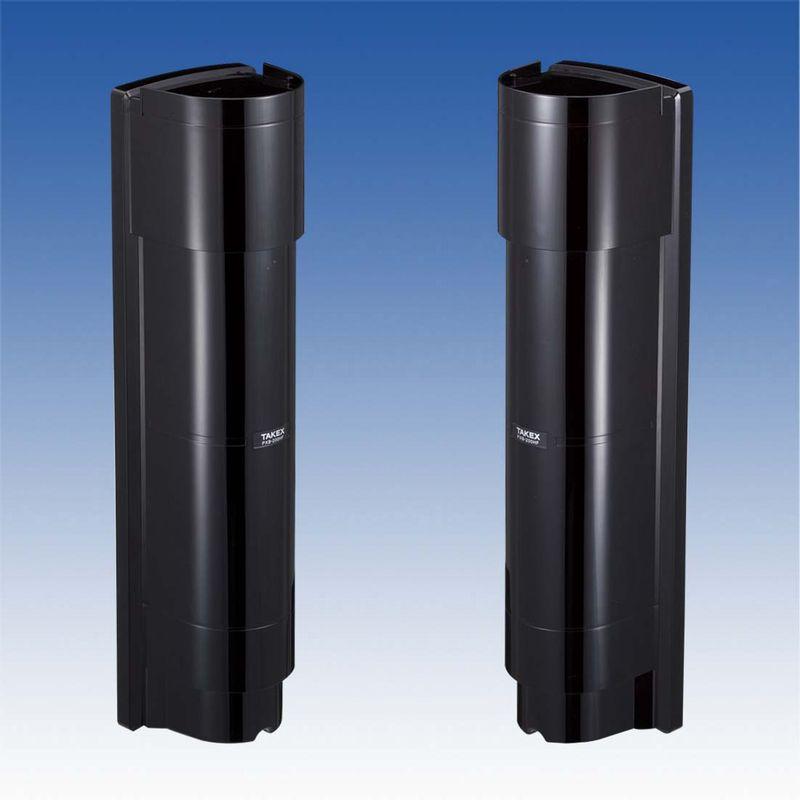 赤外線センサー 近赤外線ビーム遮断方式(4段ビーム同時遮断方式)(屋外200m以内)【PXB-200HFA】TAKEX/竹中エンジニアリング