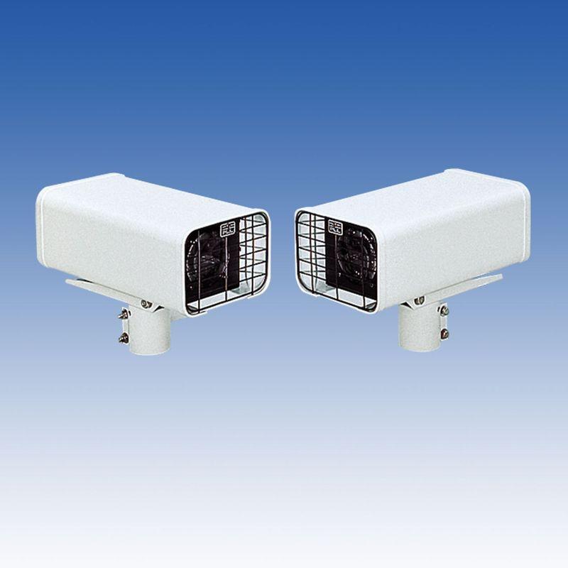 赤外線センサー 近赤外線ビーム遮断方式(対向型) 屋外 200m用【PH-200SE】TAKEX/竹中エンジニアリング